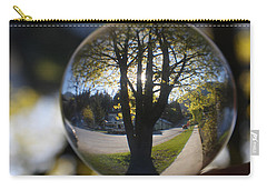Tree On The Street Carry-all Pouch