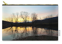 Tree Reflections Landscape Carry-all Pouch