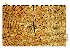 Tree Trunk Carry-all Pouch by Fabrizio Troiani