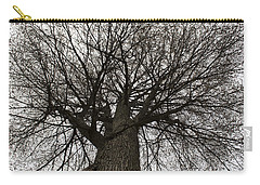 Tree Web Carry-all Pouch