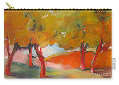 Trees #5 Carry-all Pouch