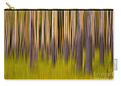 Trees Carry-all Pouch by Jerry Fornarotto