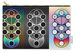 Tri-kabalah Chart Carry-all Pouch