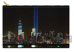 Tribute In Light From Bayonne Carry-all Pouch