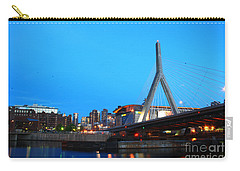Tribute To Mr Zakim Carry-all Pouch