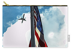 Tribute To The Day America Stood Still Carry-all Pouch