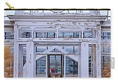 Triple Doorways Carry-all Pouch by Karen Silvestri