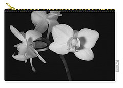 Carry-all Pouch featuring the photograph Triplets by Ron White
