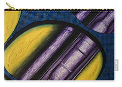 Tripping Pipe Carry-all Pouch by Shawn Marlow