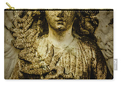 Carry-all Pouch featuring the photograph Triumph by Jessica Brawley