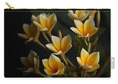 Carry-all Pouch featuring the photograph Tropic Welcome by Miguel Winterpacht