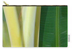 Tropical Banana Tree Carry-all Pouch