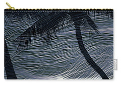 Carry-all Pouch featuring the photograph Tropical Breeze by Athala Carole Bruckner