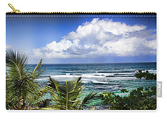 Tropical Dreams Carry-all Pouch by Daniel Sheldon
