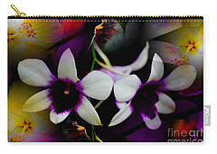 Tropical Dreams Carry-all Pouch by Nola Lee Kelsey