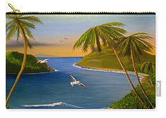 Tropical Escape Carry-all Pouch