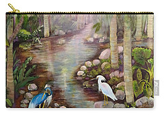 Tropical Fog Carry-all Pouch