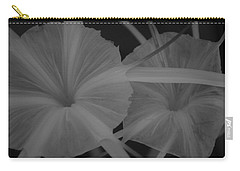 Carry-all Pouch featuring the photograph Tropical Garden by Miguel Winterpacht