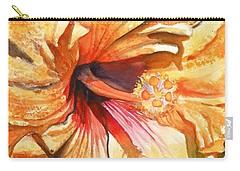Tropical Hibiscus 3 Carry-all Pouch
