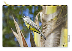 Tropical Kingbird Carry-all Pouch by Teresa Zieba