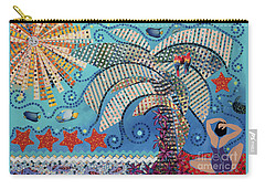 tropical landscapes - On the Edge of the Yucatan Carry-all Pouch