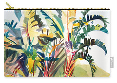 Tropical Punch Carry-all Pouch