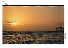 Tropical Sunset In Kauai Carry-all Pouch