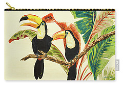 Tropical Toucans I Carry-all Pouch