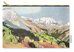 Trout Lake Colorado Carry-all Pouch