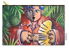Trovador De La Pana Carry-all Pouch