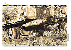 Truck Wreckage II Carry-all Pouch