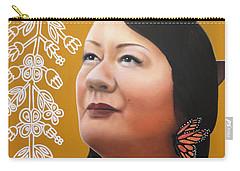 True Beauty - Jenny Blackbird Carry-all Pouch