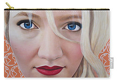 True Beauty - Katrina Schaman Carry-all Pouch