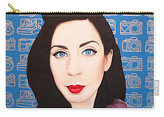 True Beauty - Lisa Boros Carry-all Pouch