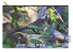 True Redhead Carry-all Pouch by Gary Holmes