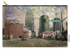 Carry-all Pouch featuring the photograph Truman Road Kansas City Missouri by Liane Wright