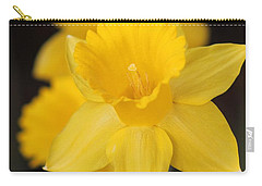 Trumpet Daffodil Named Exception Carry-all Pouch