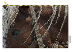 Trusted Friend 2 Carry-all Pouch by Yvonne Wright