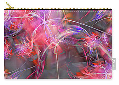 Carry-all Pouch featuring the digital art Truth Shall Spring Out by Margie Chapman
