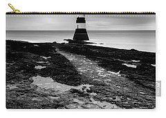 Trwyn Du Lighthouse 2 Carry-all Pouch
