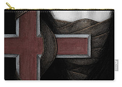 Carry-all Pouch featuring the painting Tu Non by Pat Erickson
