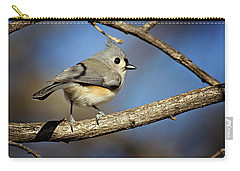 Tufted Titmouse - 1 Carry-all Pouch