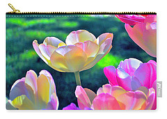 Tulip 21 Carry-all Pouch by Pamela Cooper