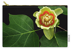 Tulip Bloom Carry-all Pouch