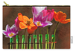 Tulip Experiments Carry-all Pouch
