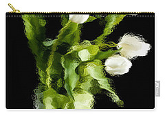 Tulip Impressions Vii Carry-all Pouch