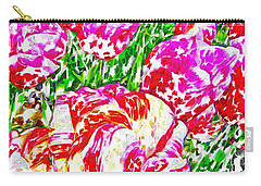 Tulip Infusion Carry-all Pouch