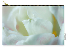 Carry-all Pouch featuring the photograph Tulip by Jonathan Nguyen