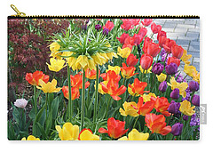 Tulip Path Carry-all Pouch