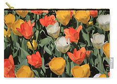 Tulip Stretch Carry-all Pouch